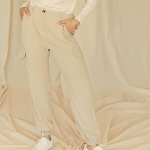 Baked Collection - Dream Catcher Pants - Tan