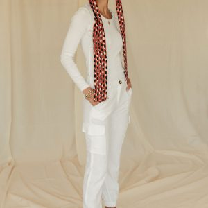 Baked Collection - Dream Catcher Pants - White