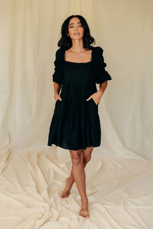 Baked Collection - Spellbound Dress - Obsidian