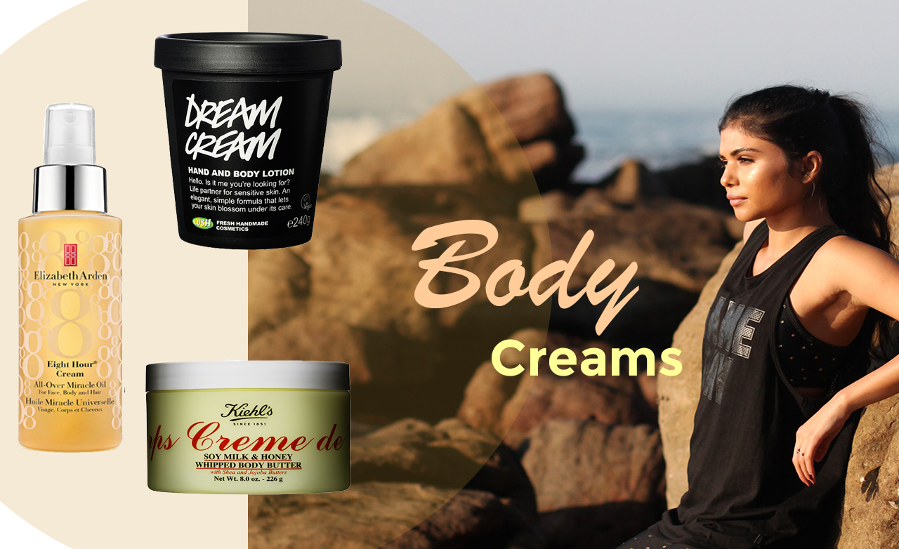 Best Body Creams